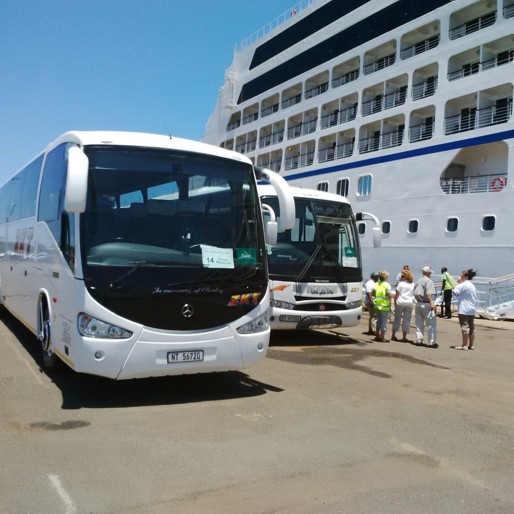bus tours, rental bus, hire a bus, KwaZulu-Natal